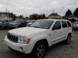 2006 Stone White Jeep Grand Cherokee Limited 4x4 #86037294