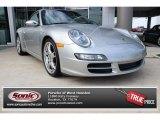 2008 Arctic Silver Metallic Porsche 911 Carrera S Coupe #86037137