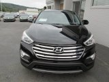 Becketts Black Hyundai Santa Fe in 2013