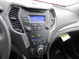 2013 Hyundai Santa Fe GLS AWD Controls