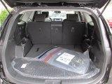 2013 Hyundai Santa Fe GLS AWD Trunk