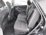 2013 Hyundai Santa Fe GLS AWD Rear Seat