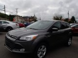 2014 Sterling Gray Ford Escape SE 1.6L EcoBoost 4WD #86037287