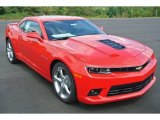 2014 Red Hot Chevrolet Camaro SS Coupe #86037233