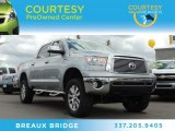 2011 Silver Sky Metallic Toyota Tundra Limited CrewMax 4x4 #86037277