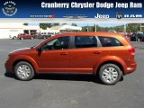 2014 Copper Pearl Dodge Journey Amercian Value Package #86069051