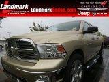 2011 White Gold Dodge Ram 1500 Big Horn Quad Cab #86069136