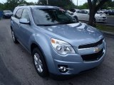 2014 Silver Topaz Metallic Chevrolet Equinox LT #86069583