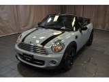2014 Ice Blue Mini Cooper Convertible #86068950