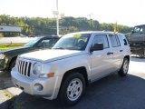2007 Bright Silver Metallic Jeep Patriot Sport 4x4 #86069402