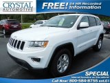 2014 Bright White Jeep Grand Cherokee Laredo #86069470