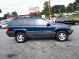 2000 Jeep Grand Cherokee Patriot Blue Pearlcoat
