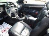 2003 Mitsubishi Eclipse Spyder GTS Midnight Interior