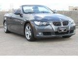 2008 Space Grey Metallic BMW 3 Series 328i Convertible #86069534