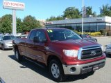 2010 Salsa Red Pearl Toyota Tundra Double Cab 4x4 #86069259