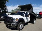 Ford F450 Super Duty Colors