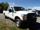 2014 Ford F350 Super Duty XL SuperCab Data, Info and Specs