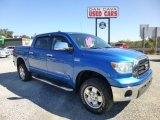 2007 Blue Streak Metallic Toyota Tundra SR5 CrewMax 4x4 #86116560