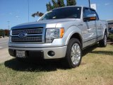 2010 Ingot Silver Metallic Ford F150 Platinum SuperCrew #86116722