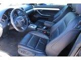 2008 Audi A4 Interiors