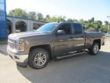 2014 Brownstone Metallic Chevrolet Silverado 1500 LT Double Cab 4x4 #86116240