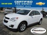 2010 Summit White Chevrolet Equinox LS AWD #86116469