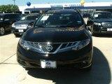 2012 Super Black Nissan Murano SL #86116218