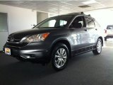 2011 Polished Metal Metallic Honda CR-V EX 4WD #86116699