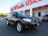 2010 Black Toyota Highlander Limited #86116209