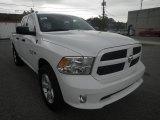 2014 Bright White Ram 1500 Express Quad Cab 4x4 #86116675