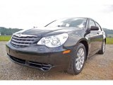 2010 Chrysler Sebring Brilliant Black Crystal Pearl