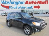 2011 Black Forest Metallic Toyota RAV4 V6 Limited 4WD #86116261