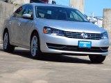 2014 Reflex Silver Metallic Volkswagen Passat TDI SE #86116596
