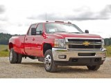 Chevrolet Silverado 3500HD Colors