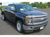 2014 Tungsten Metallic Chevrolet Silverado 1500 LT Double Cab #86116508
