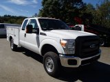 2014 Ford F350 Super Duty XL SuperCab Utility Truck Data, Info and Specs