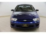2003 Arrival Blue Metallic Chevrolet Cavalier LS Sedan #86116494