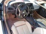 2005 BMW 6 Series Interiors