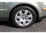 Volkswagen Passat 2003 Wheels and Tires
