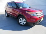 2014 Ruby Red Ford Explorer FWD #86116340