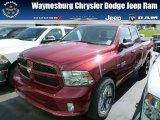 2014 Deep Cherry Red Crystal Pearl Ram 1500 Express Quad Cab 4x4 #86158452