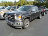 2014 Iridium Metallic GMC Sierra 1500 SLT Double Cab 4x4 #86158625