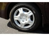 Nissan Cube 2009 Wheels and Tires
