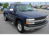 2002 Chevrolet Silverado 1500 Indigo Blue Metallic