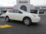 2013 Pearl White Nissan Rogue S #86158437