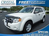 2009 White Suede Ford Escape XLT V6 #86158694