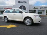 2014 White Dodge Journey Amercian Value Package #86158414