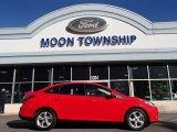 2012 Race Red Ford Focus SE Sport Sedan #86158409