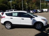 2014 Oxford White Ford Escape S #86158310