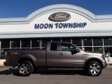 2011 Sterling Grey Metallic Ford F150 FX4 SuperCab 4x4 #86158408